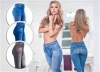 Леджинсы Slim`n Lift Caresse Jeans (размер L-46/48)